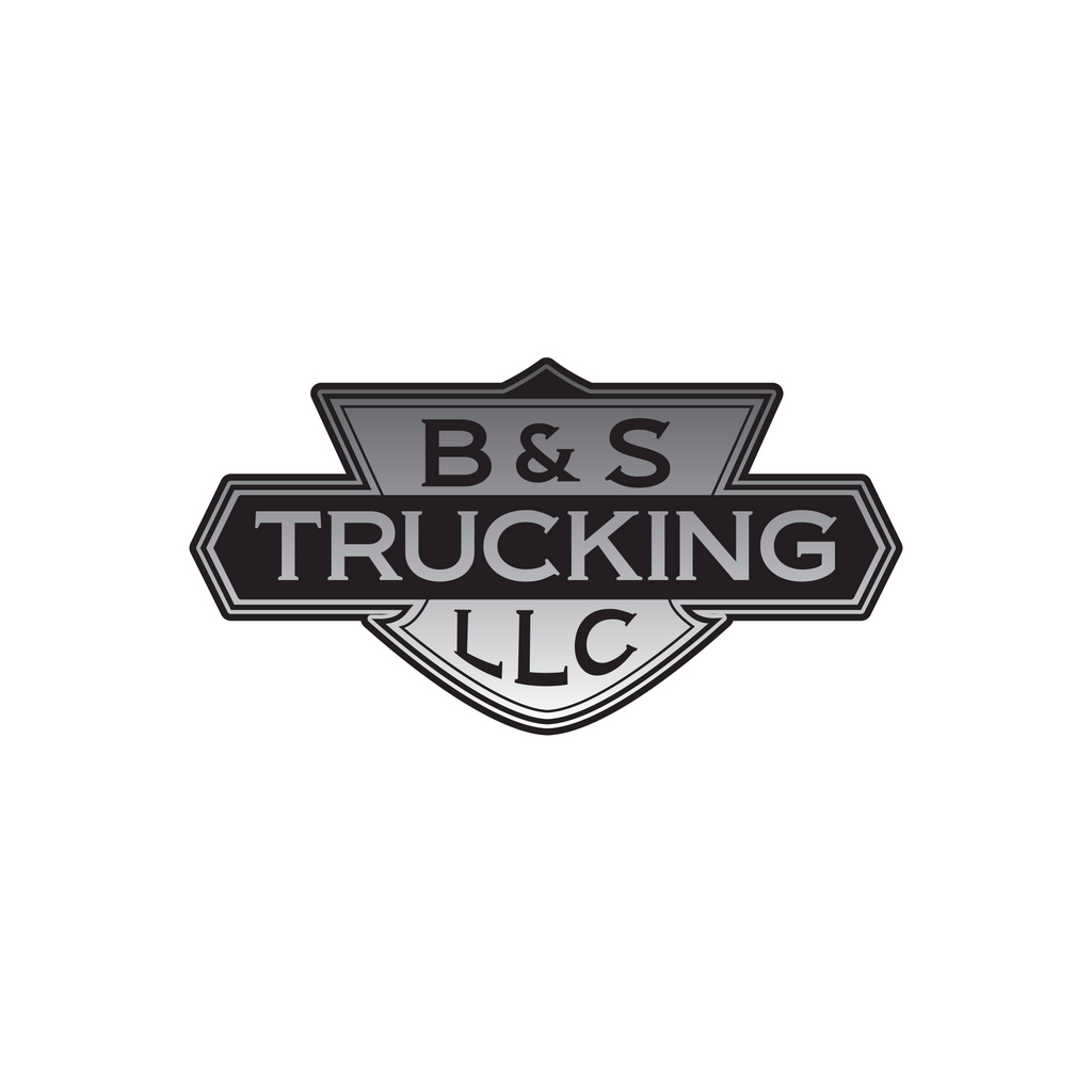 B&S Trucking LLC // Logo Design