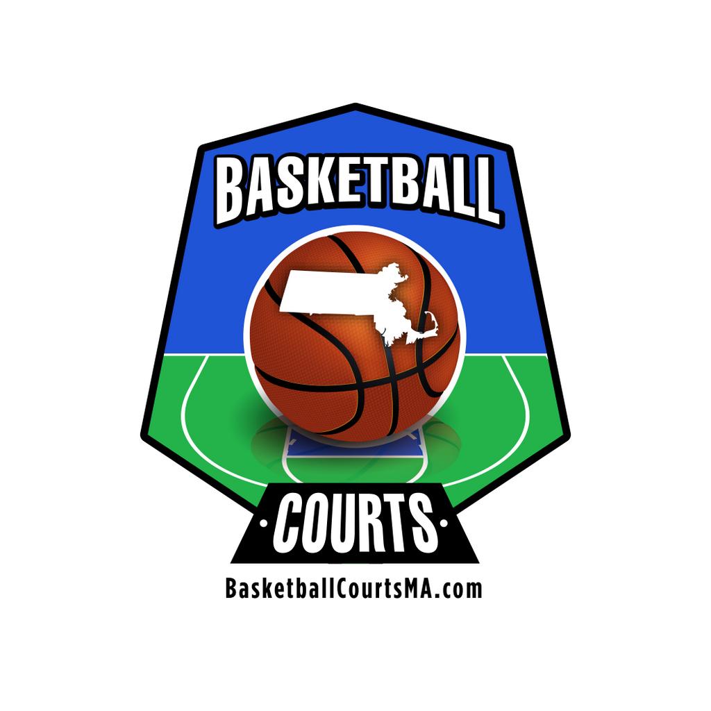 Basketball Courts MA // Logo Design
