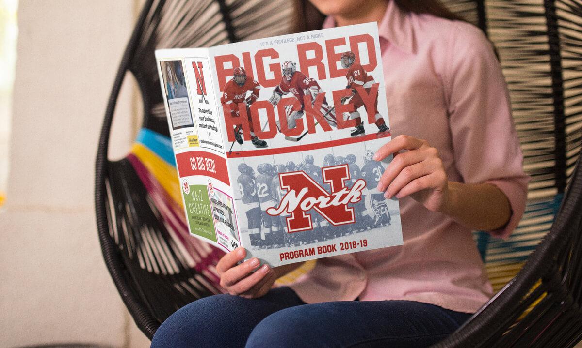 BigRed Brochure1 // Marketing Materials
