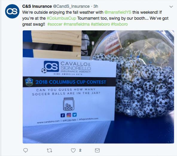 CSInsurance // Marketing Materials