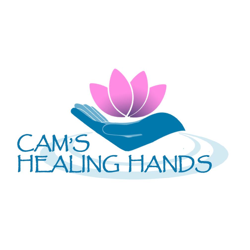 CamsHealingHands Mel // Logo Design