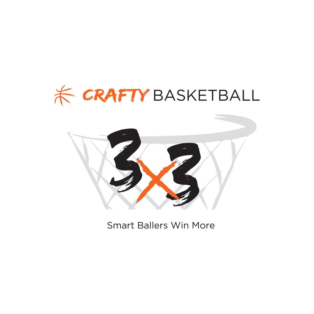 CraftyBasketball Logo // Logo Design