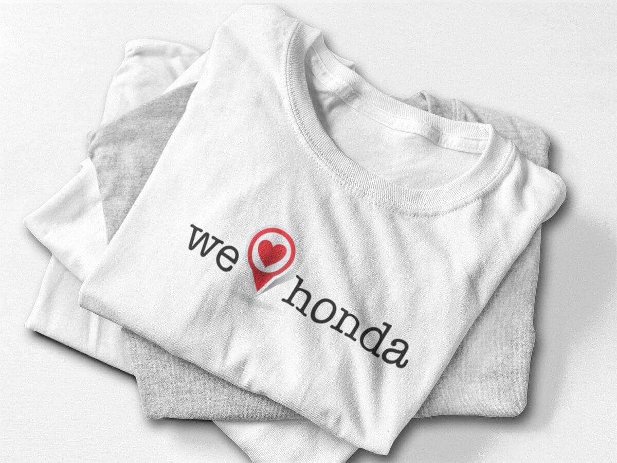 Honda TShirt // Apparel