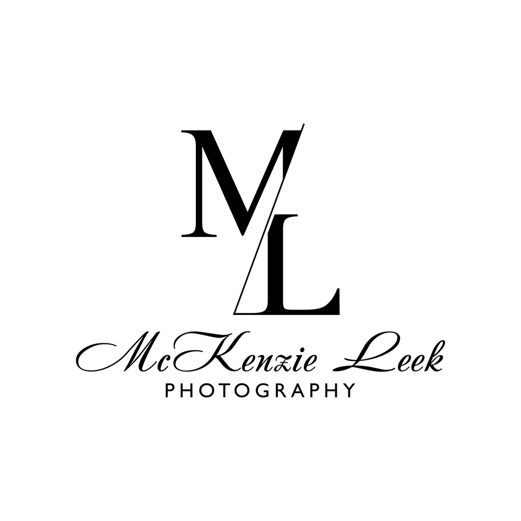 McKenzieLeekPhotography // Logo Design