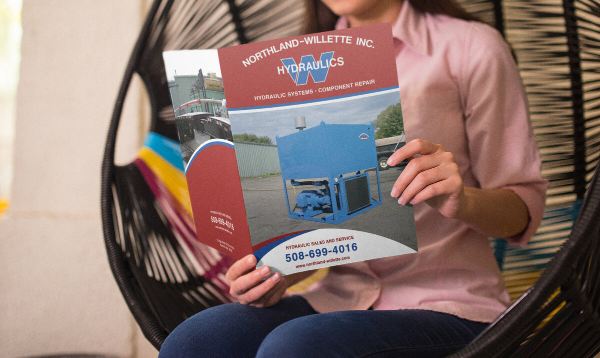 NorthlandWillette Brochure // Marketing Materials