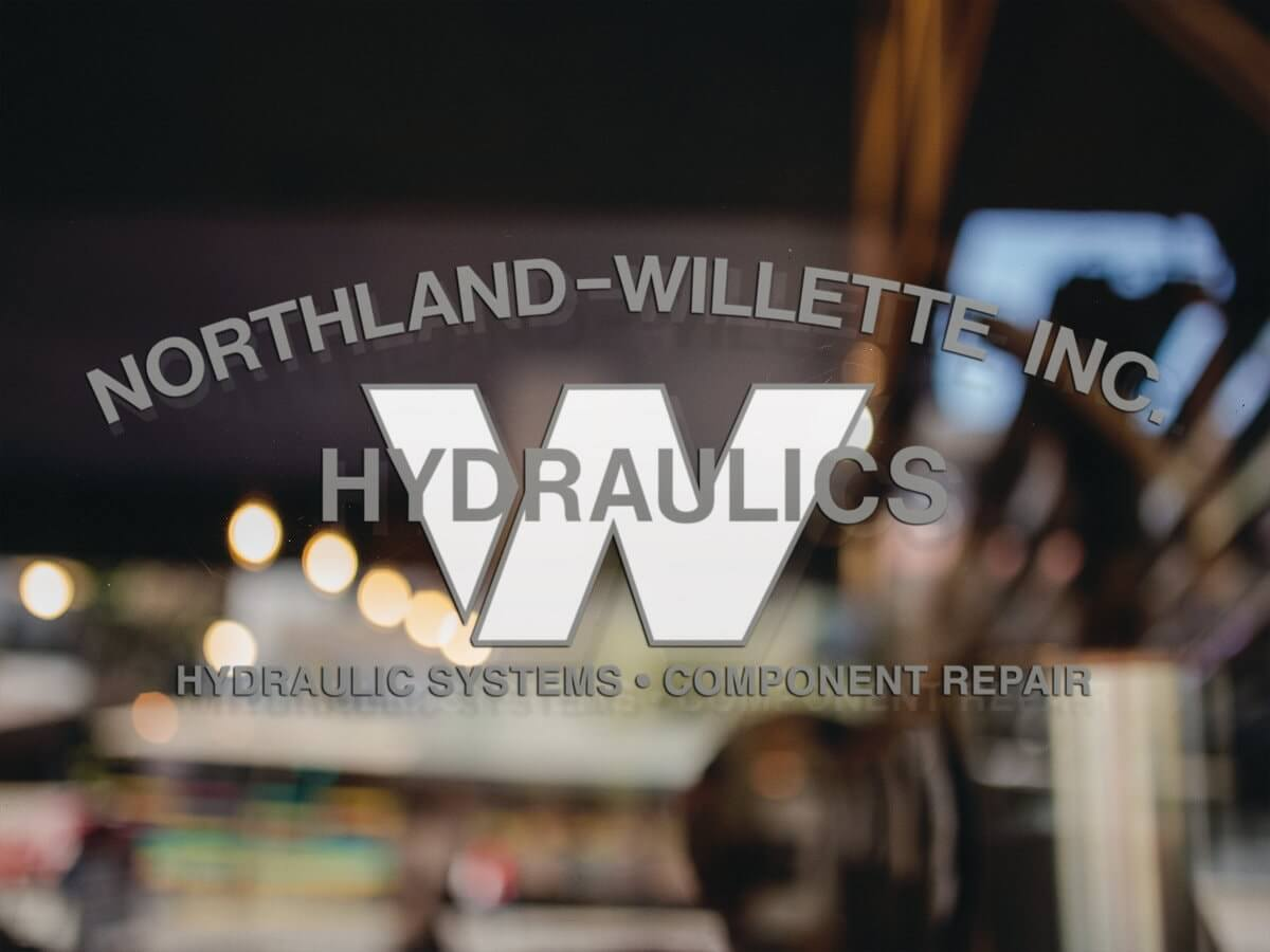 NorthlandWillette Vinyl // Signs, Banners, Stickers