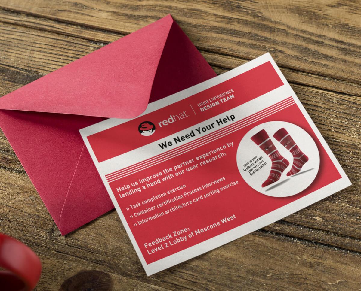 RedHat Brochures1 // Marketing Materials