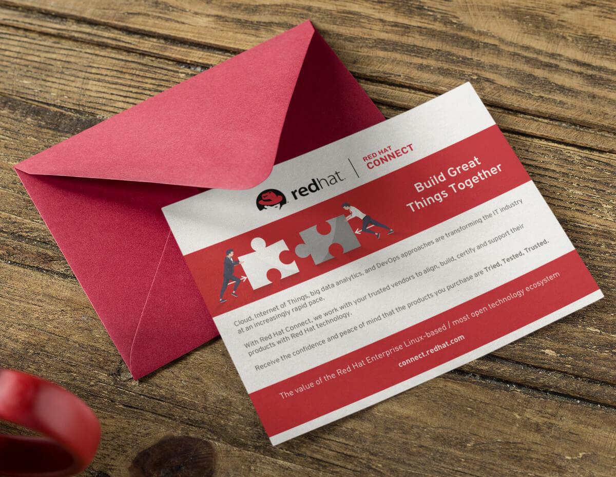 RedHat Brochures2 // Marketing Materials