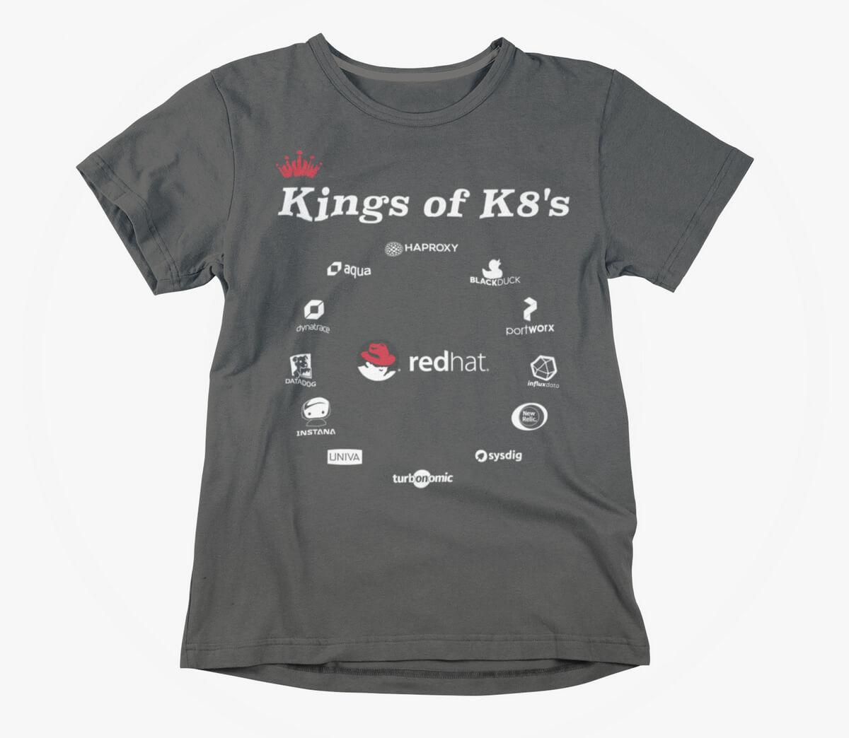 RedHat KingofKs // Apparel
