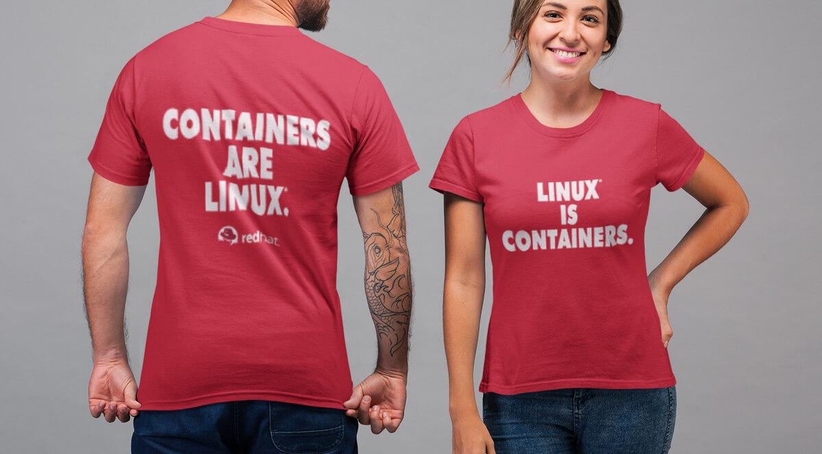 RedHat LINUX // Apparel