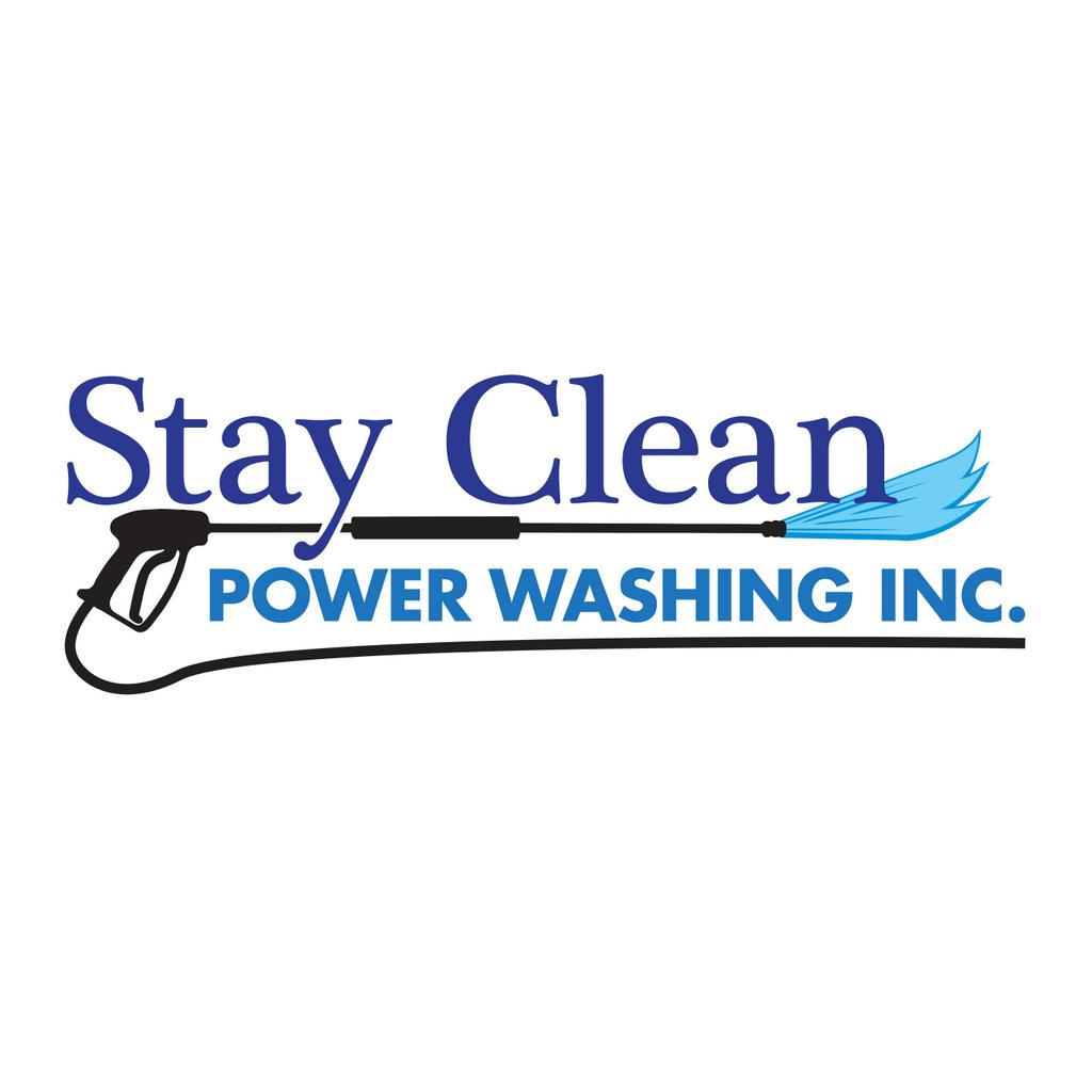 StayClean // Logo Design