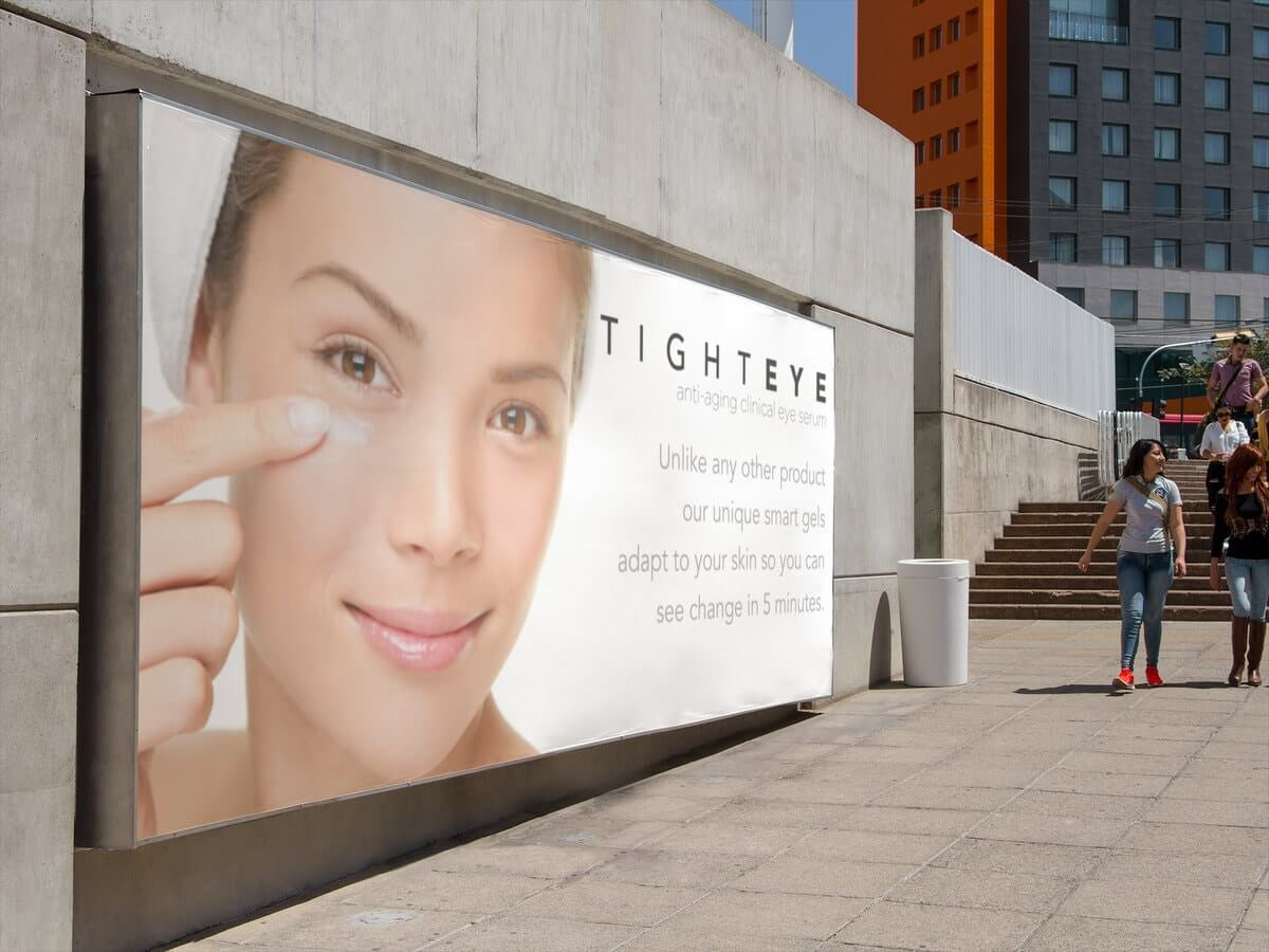 TightEye Banners // Signs, Banners, Stickers