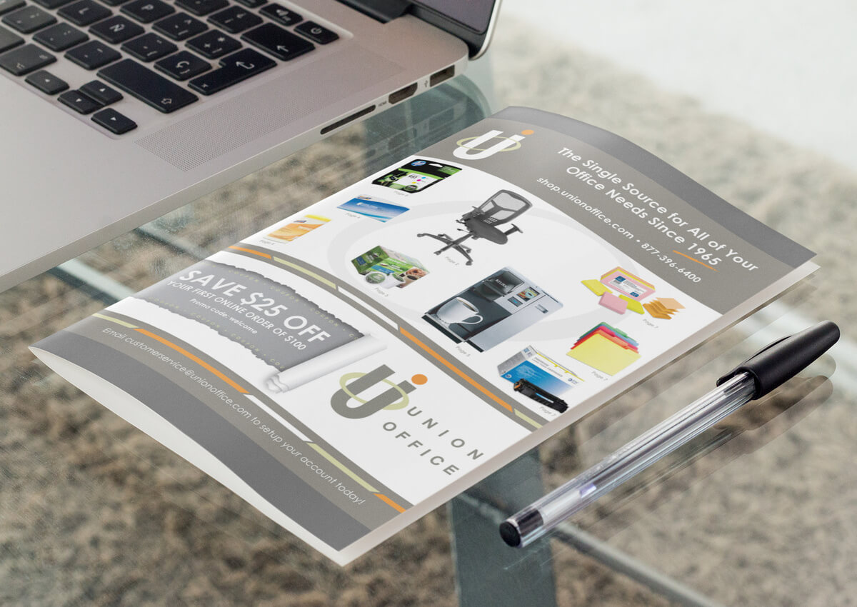 UnionCatalog // Marketing Materials