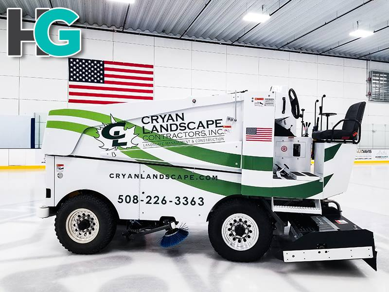 Zamboni Graphics