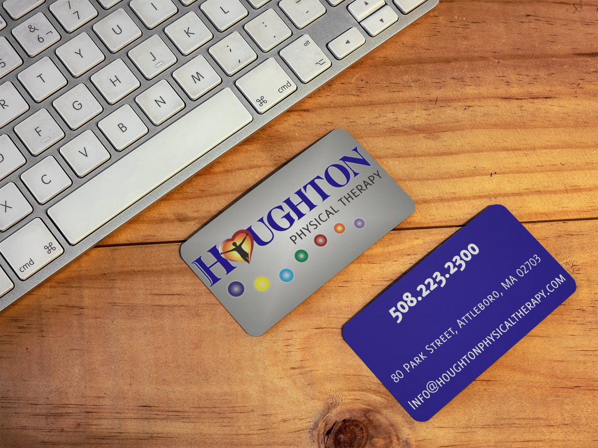 Houghton Physical Therapy // Business Cards