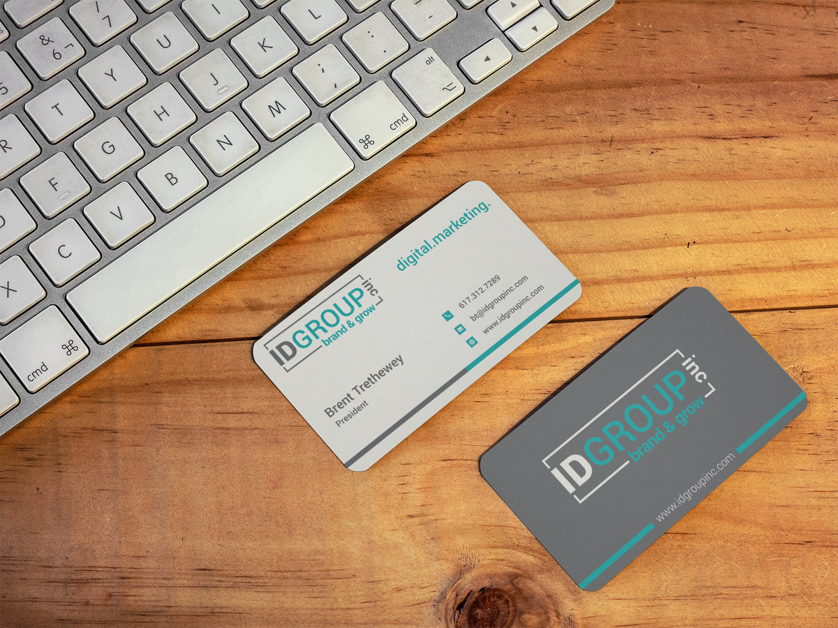 ID Group // Business Cards