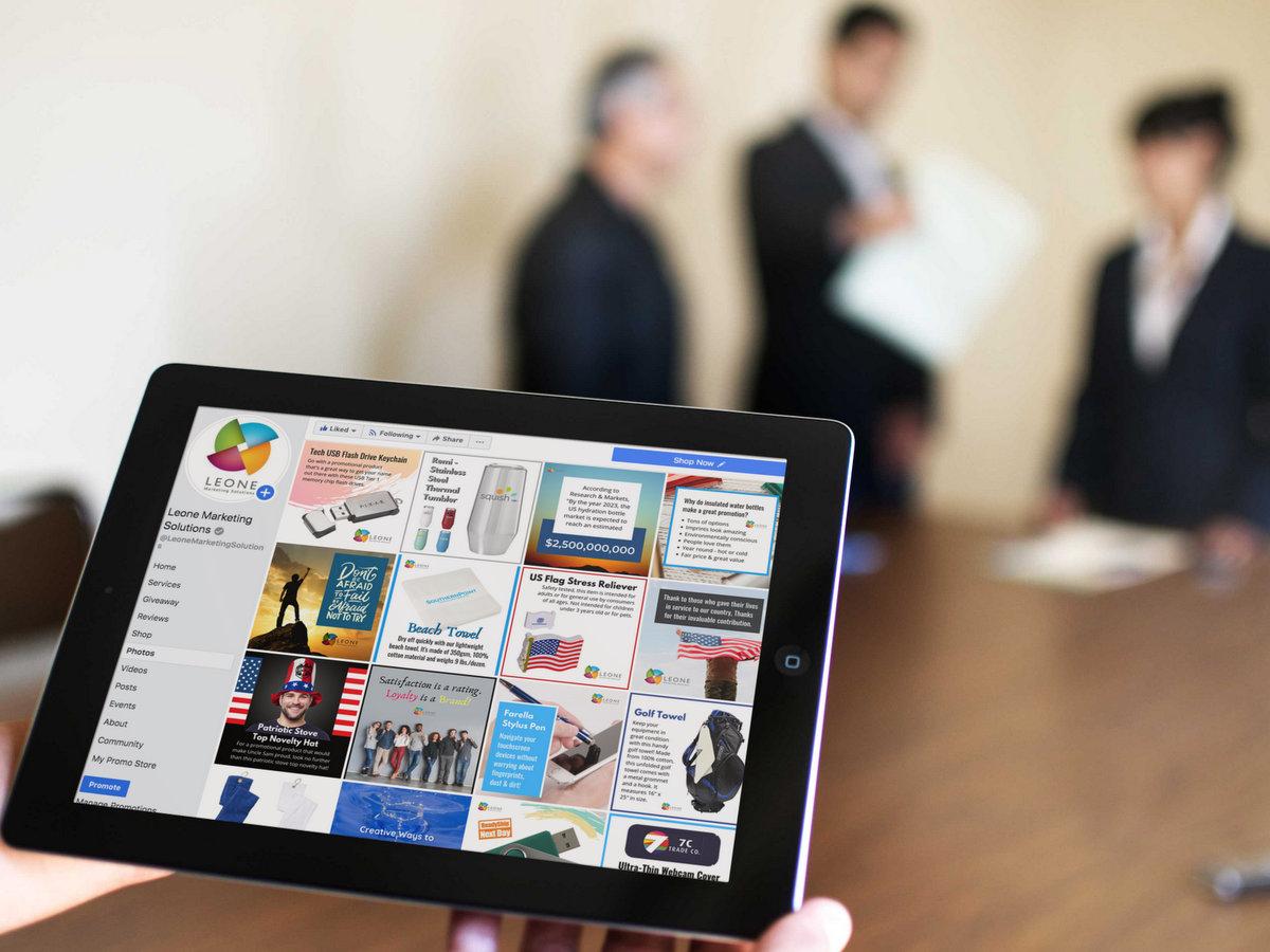 Leone Marketing Solutions // Social Media
