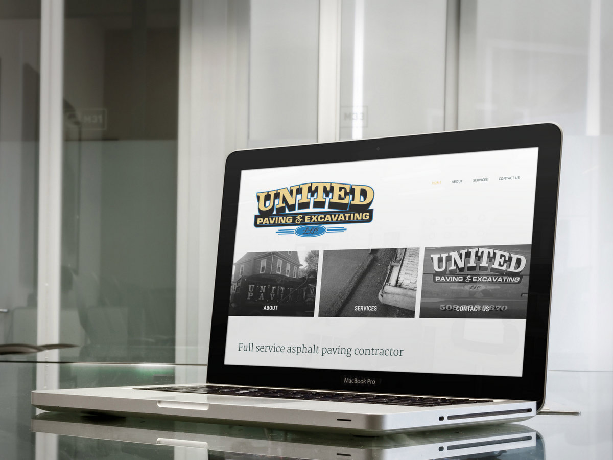 United // Website Design